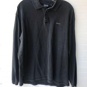 Patagonia Ling Sleeve Organic Cotton Shirt